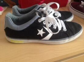 Converse trainers size uk 8.5 eur 42