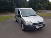 FORD TRANSIT CONNECT 03 2003 LX TDCI SWB CREW VAN 5 SEATER