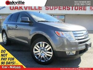 2010 Ford Edge LIMITED | AWD | PANORAMIC ROOF | POWER TAILGATE