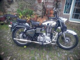Royal Enfield Machismo 350cc. 12 months MOT. Lovely condition