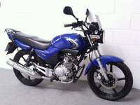 2008 YAMAHA YBR125 FSH LOW MILEAGE *VERY CLEAN*