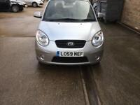 2009 Kia Picanto 18100 miles long mot MINT CONDITION