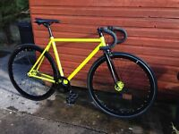 State Bicycle Volt fixed gear 52cm