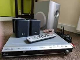 LG surround sound system