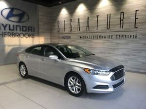 2013 Ford Fusion SE + AIR CLIMATISÉ + CAMERA DE RECUL
