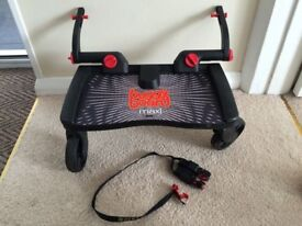 Lascal Maxi buggy board with strap, adapters