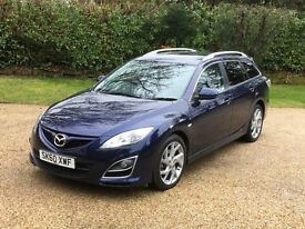 MAZDA 6 2.2 D Sport 5dr Estate