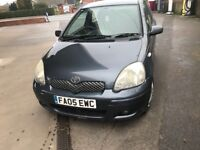 TOYOTA TARIS 1.0 VVT-i Colour Collection 3dr. Very Good condition, Low price for Urgent sale.