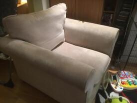 House of Fraser armchair