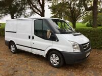 Extremely clean transit 2009 twin side doors rear seats bigger weight t300 very low miles years mot