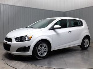 2012 Chevrolet Sonic LT A/C MAGS