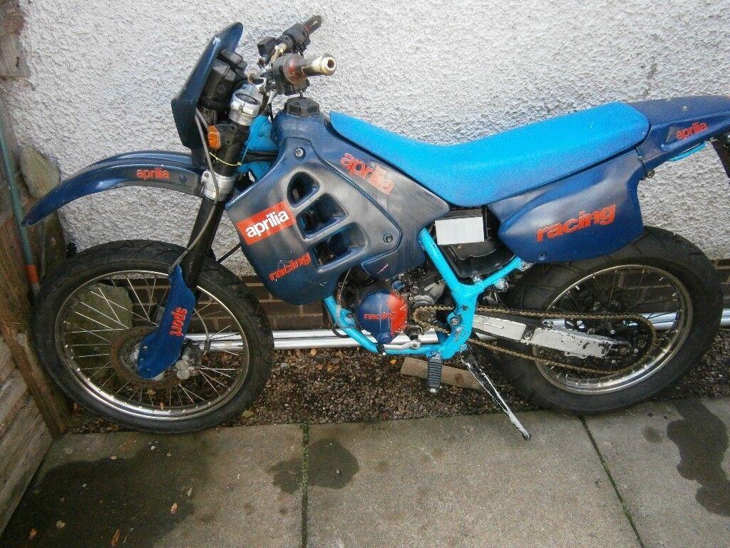 aprilia rx 50cc project