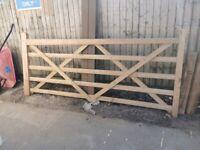 Various sized Farm Gates