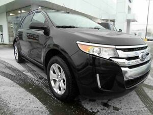 2013 FORD Edge FWD SEL/Cuir/Toit/Certifie/Finance 2.9%
