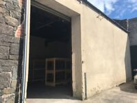 Two Warehouses, Roller Shutter Door Access, Thomas Street, Portadown