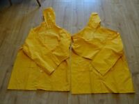 NEW ! ARCO waterproof jacket x 2 size 48 chest - NEW never used ,get both for £5