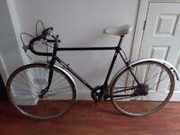 Vintage Racer Bike