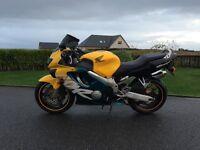 Honda CBR 600fx (1999) TReg.