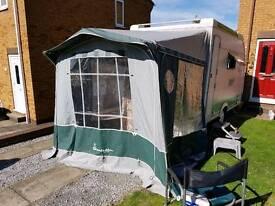 Isabella combi 680 porch awning