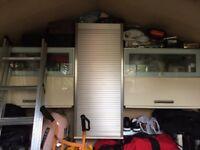 Kitchen cabinets for garage, shed or camper