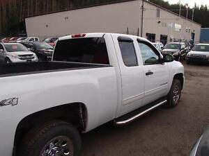 2010 CHEVROLET SILVERADO 1500 LS EXTENDED CAB 4WD Prince George British Columbia image 8