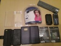 Mobile phones,screen protectors case cover,Mp3 player and more