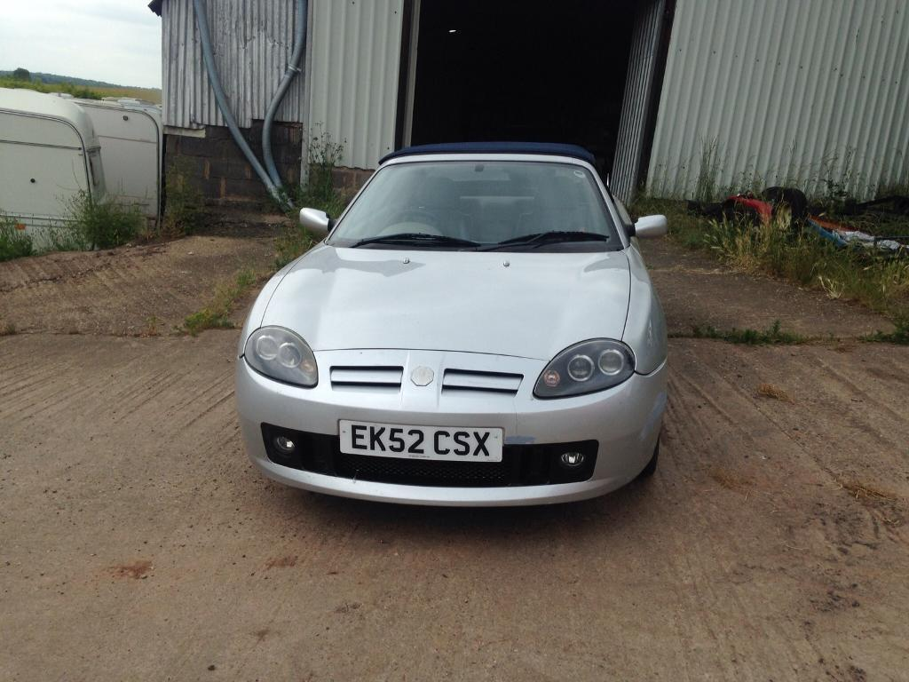 MG TF 1.8 Stepspeed spares or repair