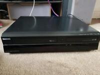 Toshiba DVD/Video combo recorder