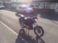 Lexmoto zsx 125 low mileage