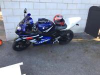 Gsxr 600cc swap