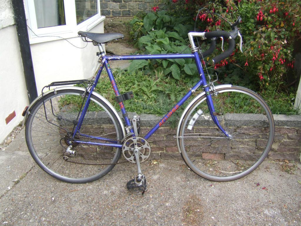 Blue Eclipse Reynolds 531 Road Bike 25 inch frame. | in Brighton ...