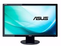 ASUS LCD Monitor VE247H 24 inch Full HD LED 1080p
