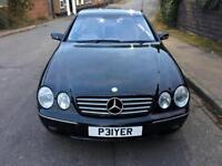 Mercedes-Benz CL 5.0 CL500 2dr ****12 Months Mot****, FSH, swaps SWAPS Welcome