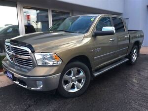 2015 Ram 1500 BIG HORN  ONE OWNER