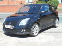 08 SUZUKI SWIFT 1.6 VVT SPORT + FMDSH + KEY-LESS