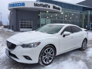 2015 Mazda 6 GT GT TECH PKG. LEATHER, BOSE, BSM, LANE DEPART,...
