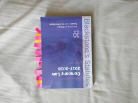 Company law statute Book