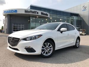 2016 Mazda Mazda3 Sport GS-M GS MOONROOF, HTD SEATS, BACKUP CAM,