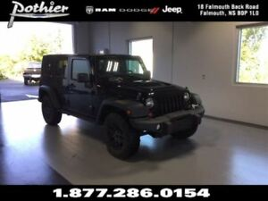 2013 Jeep WRANGLER UNLIMITED Sahara| LEATHER | TWO TOPS | A/C |