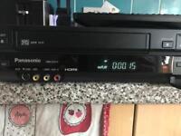 Panasonic dvd vcr recorder DMR-EZ47