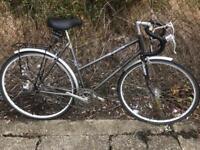 Vintage Dawes shadow ladies road bike Singlespeed