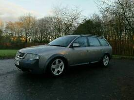 Audi a6 AllRoad not bmw or jag