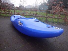 Zet Raptor creek boat kayak canoe