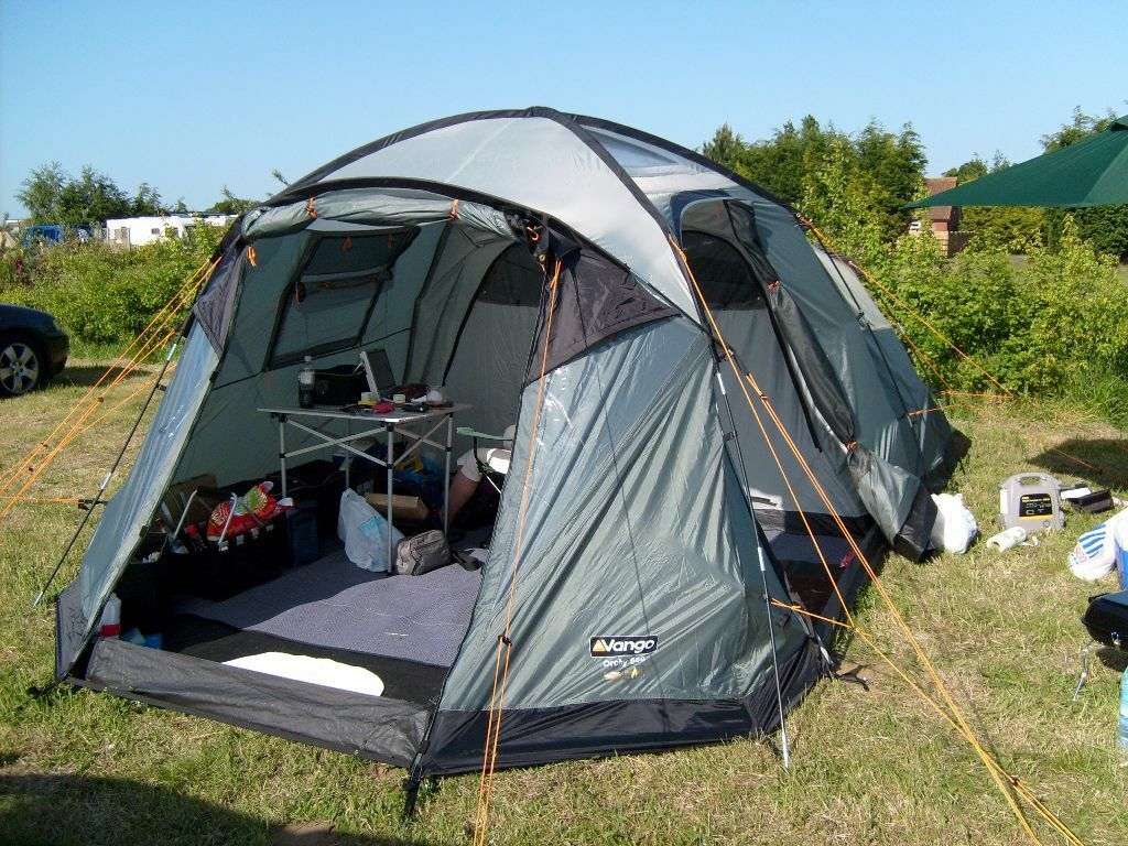 Vango Orchy 500 Family Tent In North London London