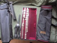 Jupiter student flute £100 - comes with accessories (carrying case, music stand and case)