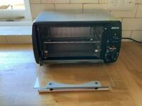 Electric work top mini grill / oven