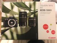 Canon DSLR 1300D