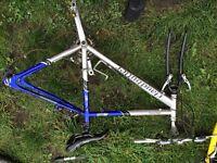 Bike frames - claud butler