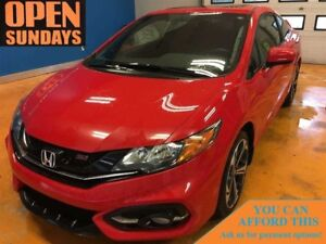 2014 Honda Civic Si!! W/ NAVIGATION!