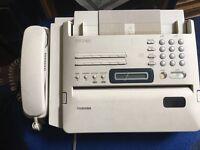 Faxes machine